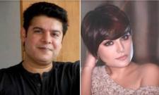 Actor Simran Suri Reveals Sajid Khan Asked Me To Strip During Audition - Sakshi