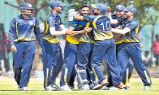 Vijay Hazare Trophy: Hyderabad & Jharkhand Enter Semifinals After Contrasting Wins - Sakshi