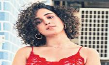 Sanya Malhotra opens up about her career-changing experience - Sakshi