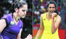 PV Sindhu, Saina Nehwal to lead Indian challenge in Denmark Open - Sakshi