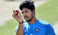 Umesh Yadav Replace Shardul In Odi Series Against West Indies - Sakshi