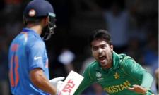 Mohammad Amir Explained His Strategy Behind Virat Kohli Wicket In Champions Trophy Final - Sakshi