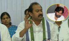 MLC Alla Nani Critics Pawan Kalyan - Sakshi