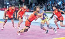 Bengaluru Bulls Defeat Tamil Thalaivas - Sakshi