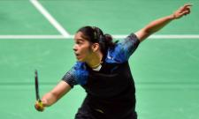 Saina stuns world no 2 Yamaguchi to enter Denmark Open quarters - Sakshi