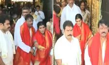 director ramgopal varma visits tirumala - Sakshi