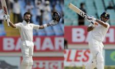 India vs West Indies, LIVE Score, First Test Day 2 at Rajkot: Kohli - Sakshi