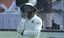 Angry Virat Kohli Not Amused With Ravindra Jadeja After Comical Run Out - Sakshi
