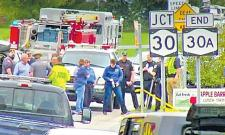 Birthday party limousine crash claims 20 lives in US - Sakshi