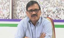 YSRCP Leader Md Iqbal Slams Chandrababu In Hyderabad - Sakshi