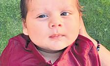 First Picture of Mira Rajput and Shahid Kapoor's Son Zain kapoor - Sakshi