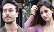 Disha Patani Enjoys Sunday Brunch with Rumoured Beau Tiger Shroff - Sakshi
