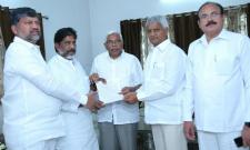 Mahakutami Leaders Meet To Discuss Common Minimum Programme - Sakshi