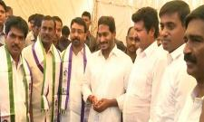 Konda Sidharth Joins In YSR Congress Party - Sakshi