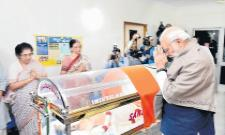 Union Minister Ananth Kumar passes away in Bengaluru - Sakshi