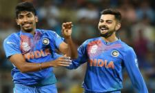 Virat Kohli, Jasprit Bumrah Keep Top Spots In ODI Rankings - Sakshi