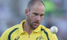 Australian pace bowler John Hastings had to say goodbye to the game. - Sakshi