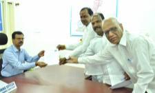 KCR files nomination for Gajwel - Sakshi