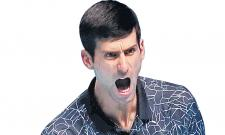 Serbias star Novak Djokovic is back in the mens tennis - Sakshi
