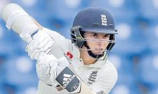 England were bowled out for 285 in the first innings - Sakshi