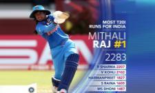 Mithali Raj Thanks Understanding Fans After Slow - Sakshi
