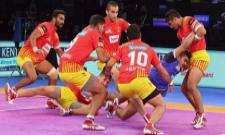 Gujarat Giants win the another match - Sakshi