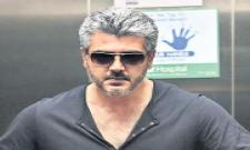 Ajith fan chases his car for 18km to get a photo - Sakshi