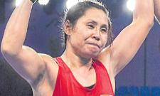 Manisha, Sarita advance in World women's boxing championships - Sakshi