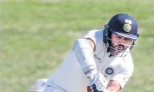 Shaw Vihari hit fifties for India A vs New Zealand A - Sakshi