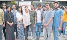 Allu Aravind Praises Vijay Devarakonda at Taxiwaala - Sakshi