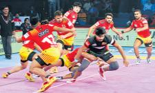 Bengal Warriors win - Sakshi