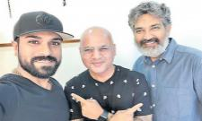 Rajamouli Charan meet Aalim Hakim - Sakshi