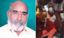 Priest of Ksheera Ramalingeswara Swamy Temple dies due to heart attack - Sakshi