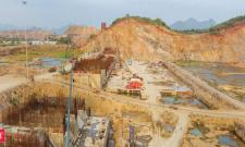 Polavaram: issue of R&R package to the fore again - Sakshi