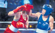 Five time World Champion Mary Kom - Sakshi