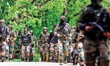 Jammu and Kashmir: Four militants, soldier killed in Shopian encounter - Sakshi