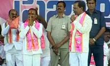 Kcr promises to voters in Huzurabad Public meetings - Sakshi