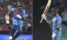 India Won By 6 Wickets Against Australia  - Sakshi