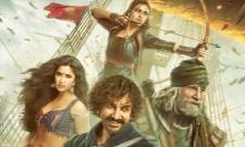 Thugs Of Hindostan Movie Review - Sakshi
