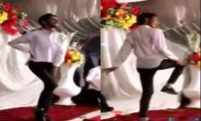 Boy dance like Girl-Video Viral - Sakshi