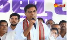 Hyderabad- KTR Speech at Brahmins Athmiya Sammelanam - Sakshi