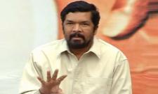 Posani Krishna Murali Fires on Chandrababu Over Telangana Election Result 2018 - Sakshi