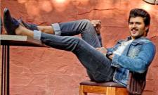 Vijay Devarakonda Signs Another Bilingual Movie - Sakshi