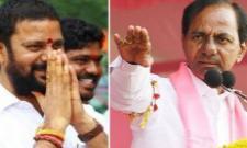 Korukanti Chander Supports To TRS - Sakshi