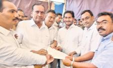 Political preference for kalinga Vaishyas says YS Jagan - Sakshi