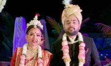 Shweta Basu Prasad Married Rohit Mittal - Sakshi