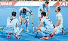 The story of India ended in the World Cup quarter final - Sakshi