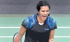 Sindhu won the Tai tzu ying Rio Olympics pre quarter finals - Sakshi