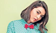 hansika lady oriented movie maha controversy - Sakshi