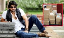 19 Boxes Mail Gifts Rana From Japan Fans - Sakshi